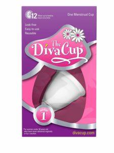 Coupe menstruelle Diva Cup